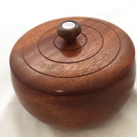 bowl w lid