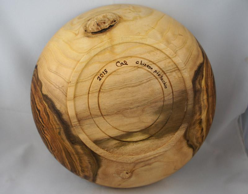 bowl bottom