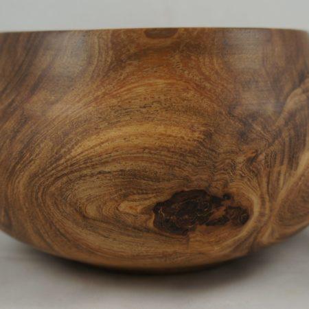 Mesquite bowl